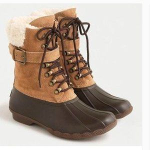 Sperry Shearwater Duck Boots